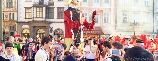 Ешь, люби, молись по-чешски: чешская масленица «Масопуст» и ежегодный карнавал в Праге