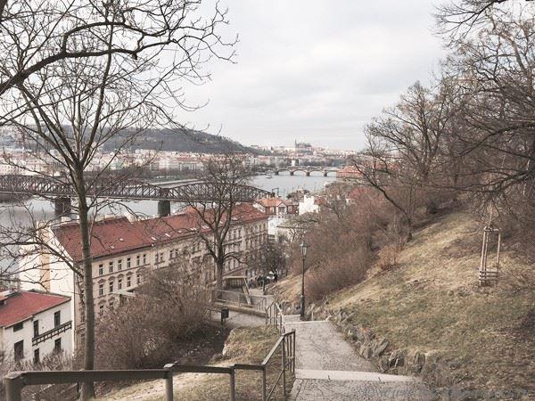 Прага Марины Цветаевой: Вышеград