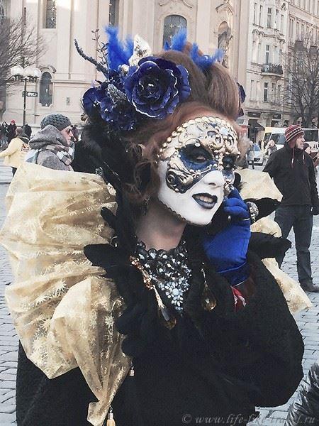 Карнавал в Праге