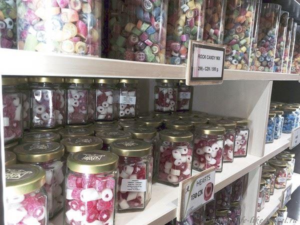 Бельгийский шоколад Прага