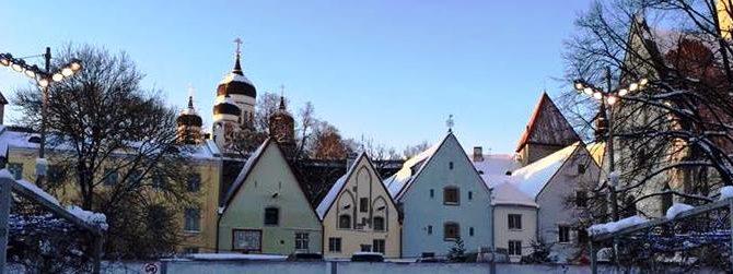 Рождественский Таллин-любовь с первого взгляда, фотоальбом