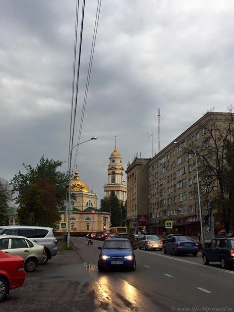 Улицы Липецка