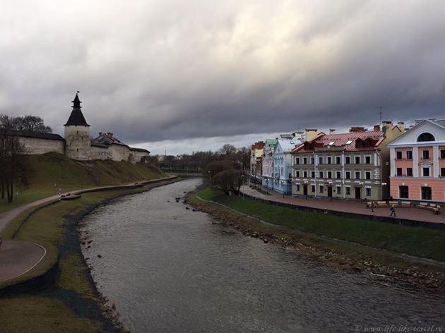 Псков, фото