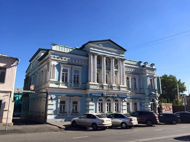 Липецк, Купеческие дома