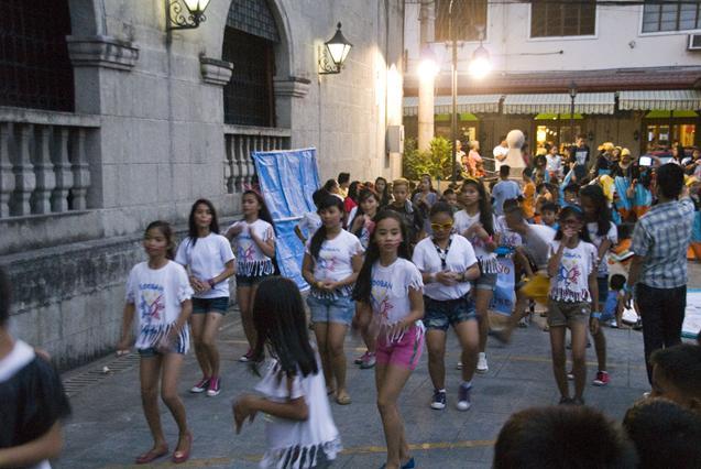 Манила, рождество, день Св. Ниньо