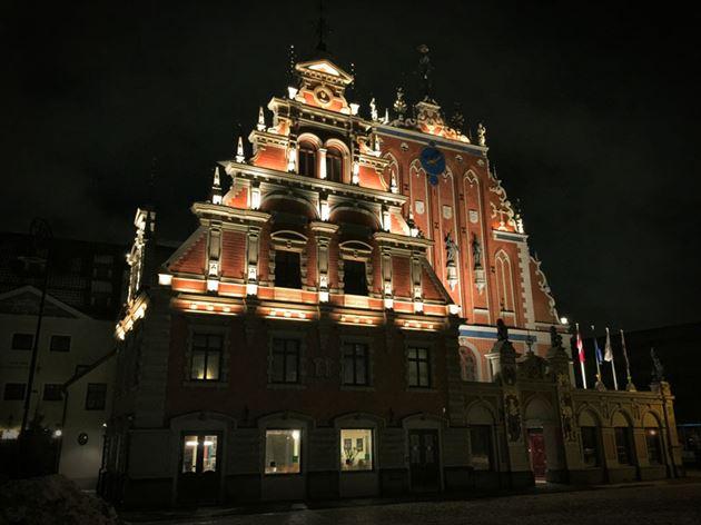 Рига-Дом-Черноголовых