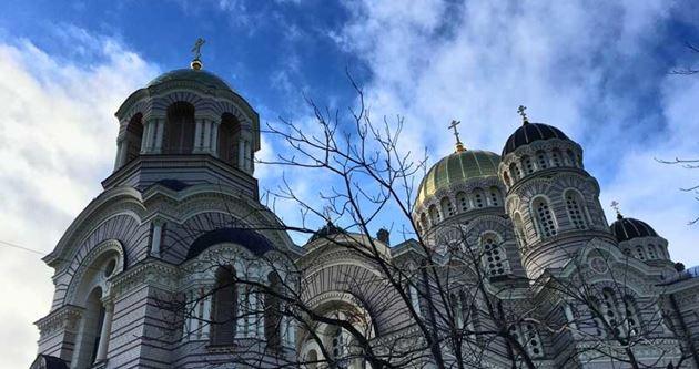 Рига-Христорождественский-собор