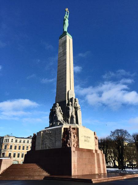 Рига-монумент-Свободы