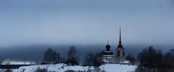 Великий Устюг Церковь Варлаама Хутынского