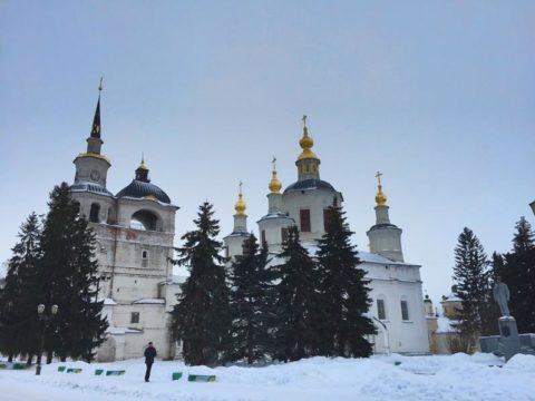 Великий Устюг успенский собор