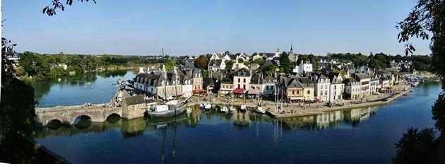 Оре, Морбиан, Бретань, Франция