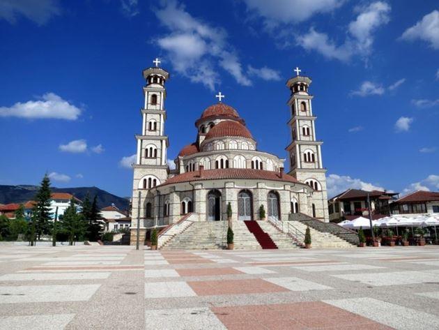 Церковь Святого Павла, Дуррес, Албания