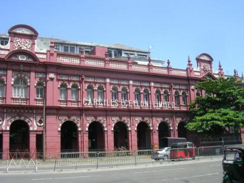 Коломбо, Шри-Ланка