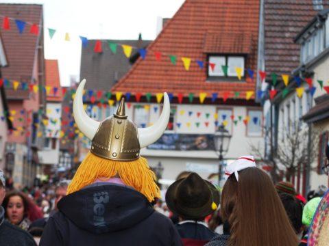 Германия карнавал