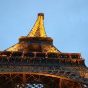 брелки в виде Эйфелевой башни