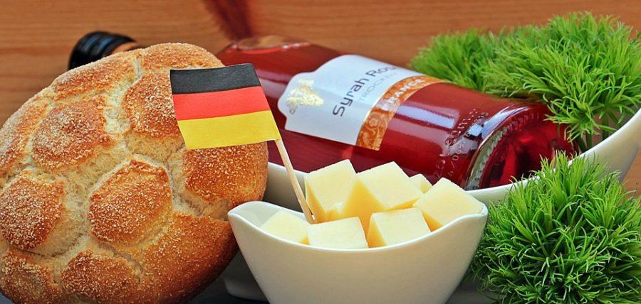 еда, Германия