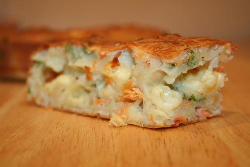 Калекукко - финский пирог с рыбой