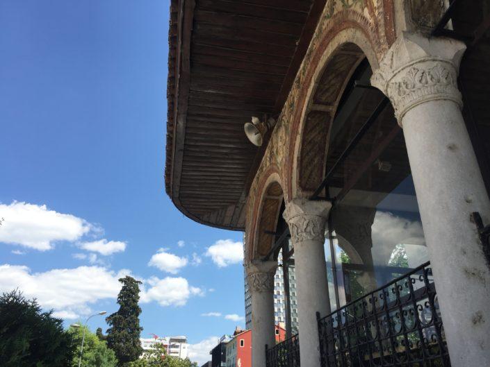 Албания, Тирана, старая мечеть