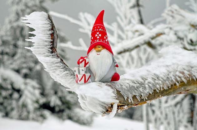 Финляндия Санта Клаус