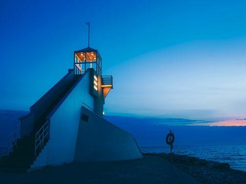 Финляндия маяк