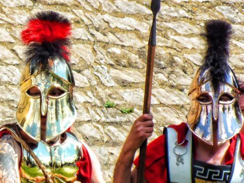 праздник Греция