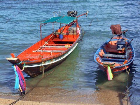 таиланд рыбалка