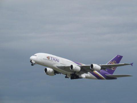 самолет таиланд