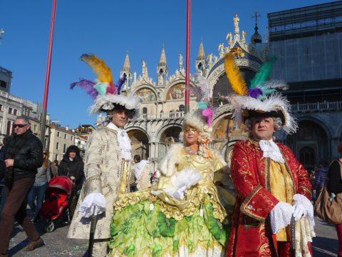 карнавал италия