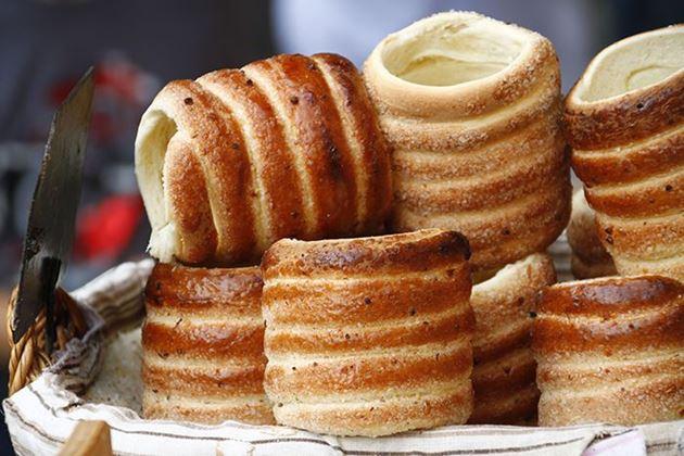trdlo - сахарные трубочки