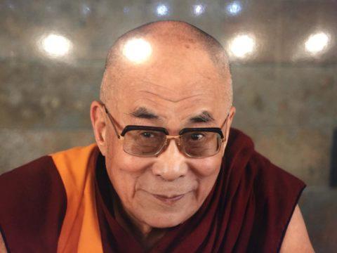 Далай-лама, Рига 2017, Латвия