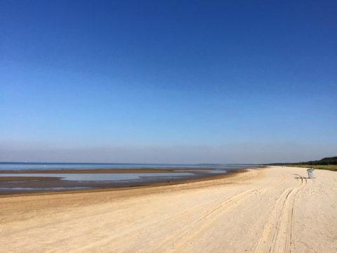 Заповедник Рагакапа, белые дюны, Юрмала, Латвия
