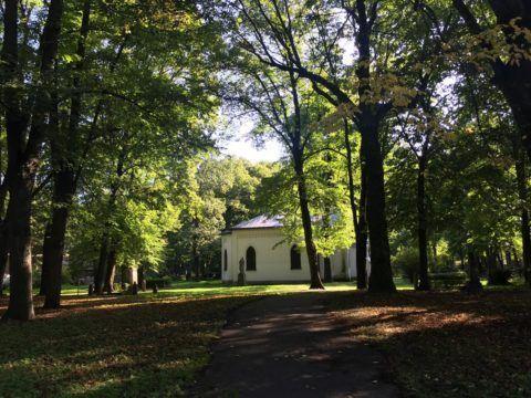 Рижское Покровское кладбище, Рига, Латвия