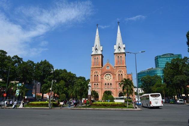 католический собор во Вьетнаме