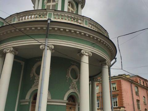 Лютеранская церковь Аннекирхе (Св. Анны), Санкт-Петербург
