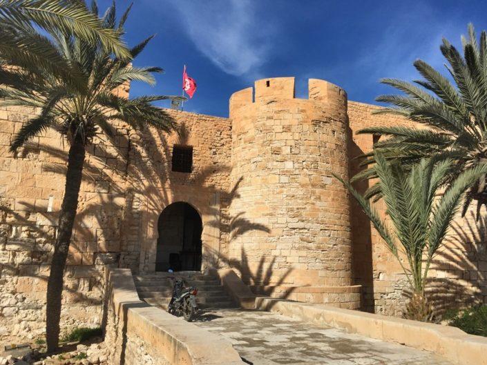 Крепость, Джерба, Тунис