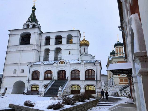 Кострома, Ипатьевский монастырь