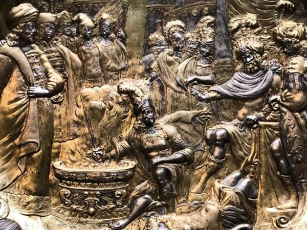 Ростов Великий, оклад к Евангелию