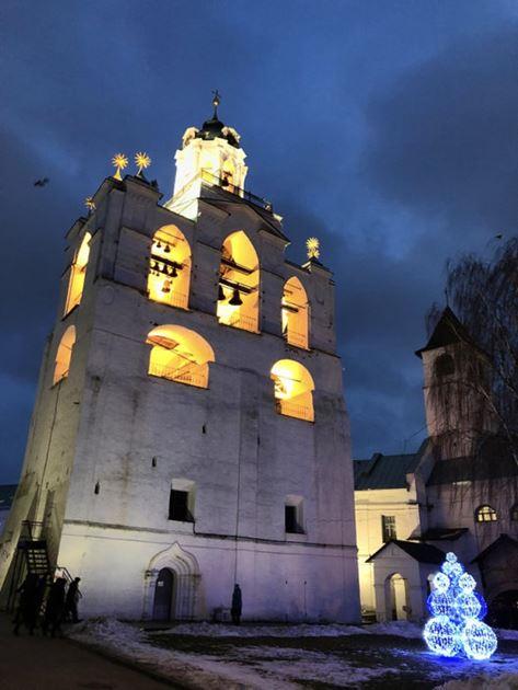 Ярославль, Спасо-Преображенский мужской монастырь