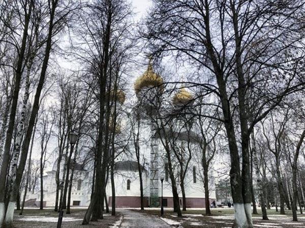 Ярославль, Успенский кафедральный собор