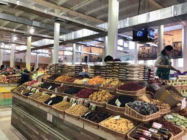 Ярославль, Центральный рынок