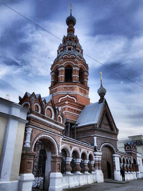 Ярославль, Церковь Сретения Господня