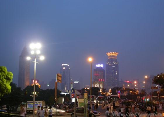 Китай.Шанхай