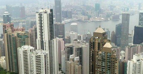 Гонконг, Пик Виктория