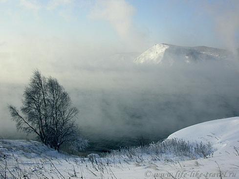 Байкал, Листвянка