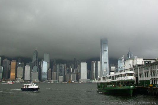 Фото Китая: Гонконг, Макао