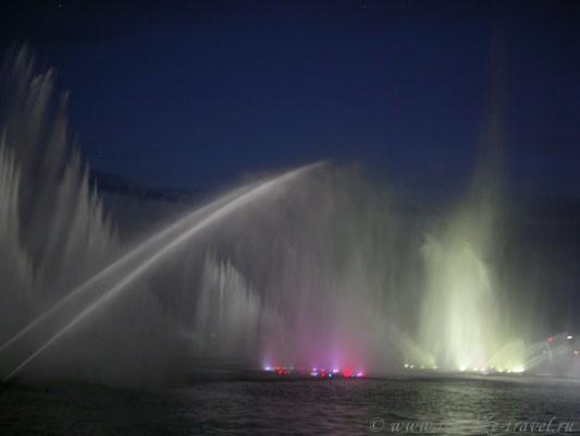 Китай. Ханчжоу, озеро Сиху