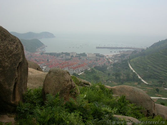 Китай. Лаошань