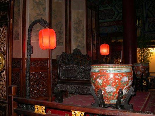 Китай. Сиань