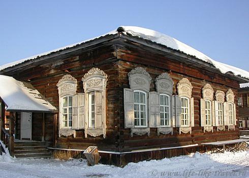 Россия, Байкал, Тальцы