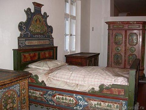 Австрия, Инсбрук, музей фольклора